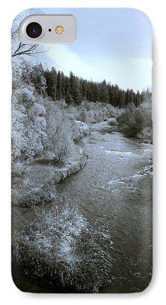 Little Spokane River Beauty Phone Case by Daniel Hagerman