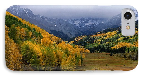 Little Meadow Of The Sublime IPhone Case by Eric Glaser