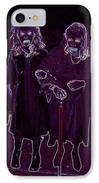Little Vampires Phone Case by First Star Art