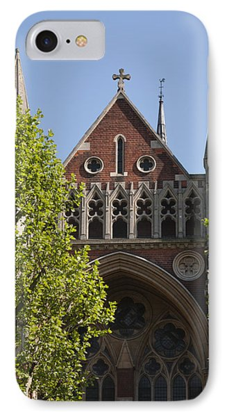 IPhone Case featuring the photograph Little Venice Church by Maj Seda