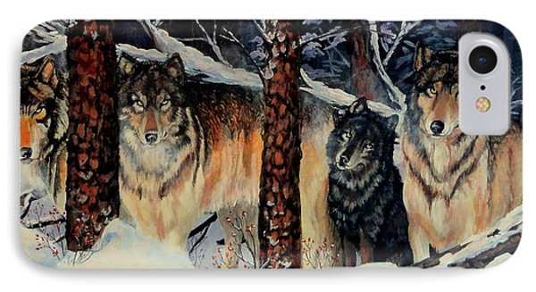 Little Wolf IPhone Case by Ruanna Sion Shadd a'Dann'l Yoder