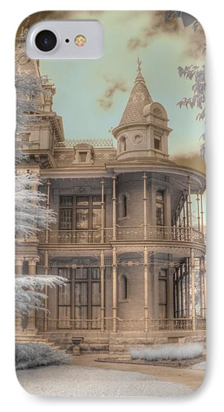 Littlefield Mansion Phone Case by Jane Linders