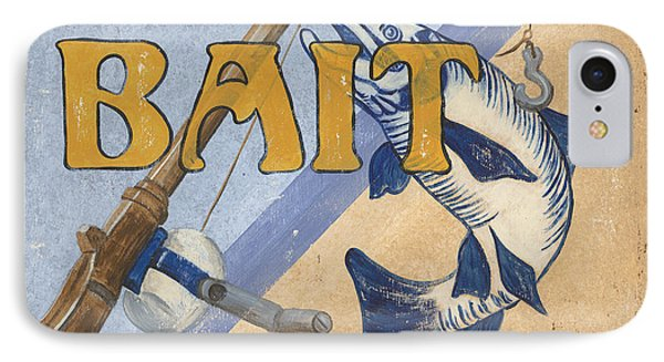 Live Bait IPhone Case