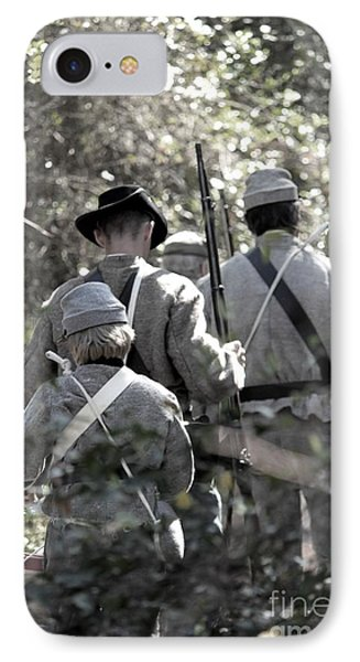 Living History IPhone Case by Theresa Willingham