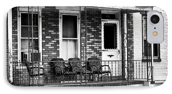 Living In Lambertville Phone Case by John Rizzuto