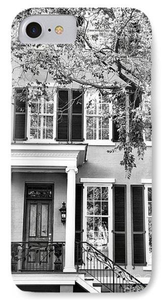 Living In Savannah IPhone Case