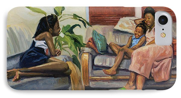 Living Room Lounge IPhone Case