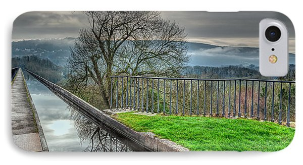 Llangollen Canal  Phone Case by Adrian Evans