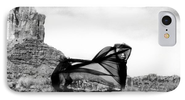 IPhone Case featuring the photograph Llydia En El San Rafael by Tarey Potter