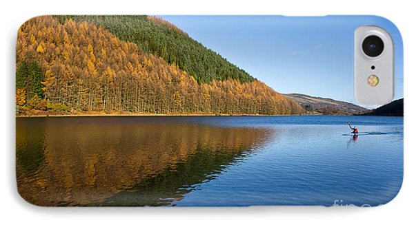 Llyn Geirionydd IPhone Case by Adrian Evans