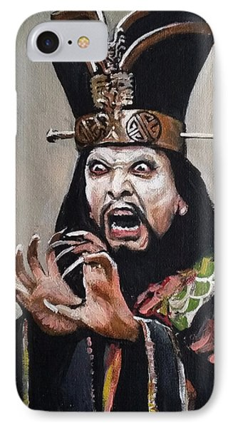 Lo Pan IPhone Case by Tom Carlton