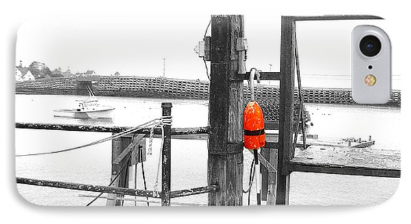 Lobster Buoy IPhone Case by Donnie Freeman