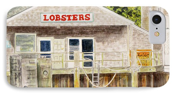 Lobster Shack IPhone Case