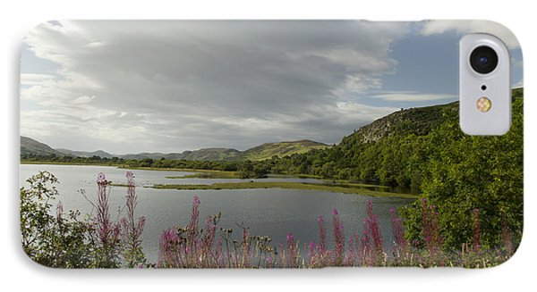IPhone Case featuring the photograph Loch Fleet Scotland by Sally Ross