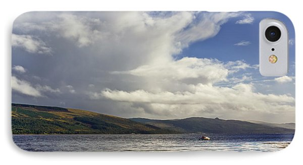 IPhone Case featuring the photograph Loch Fyne Scotland by Jane McIlroy