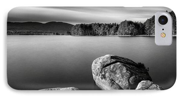 Loch Garten IPhone Case by Dave Bowman