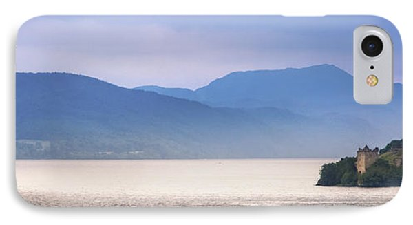 Loch Ness And Urquhart Castle IPhone Case