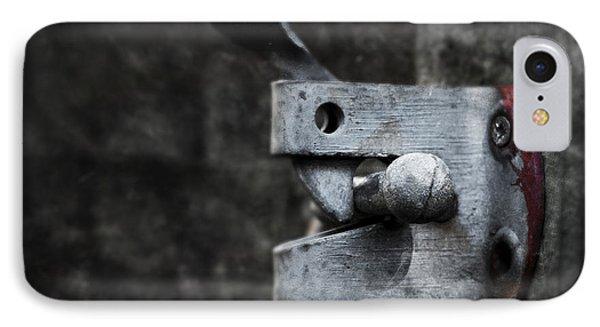 Lock Phone Case by Svetlana Sewell
