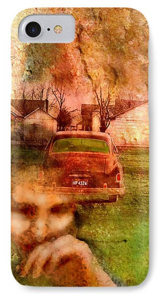 Locked Cars And Unknown Destinations IPhone Case