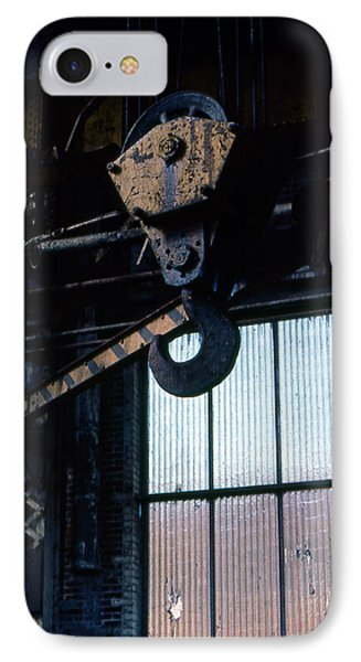 Locomotive Hook Phone Case by Richard Rizzo