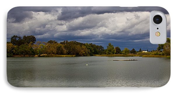 IPhone Case featuring the photograph Lodi Lake by Randy Bayne