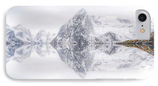 Lofoten Reflection IPhone Case