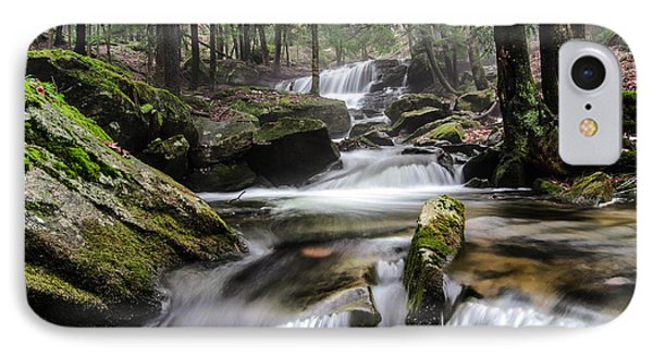 Logan Run Waterfall 4 IPhone Case