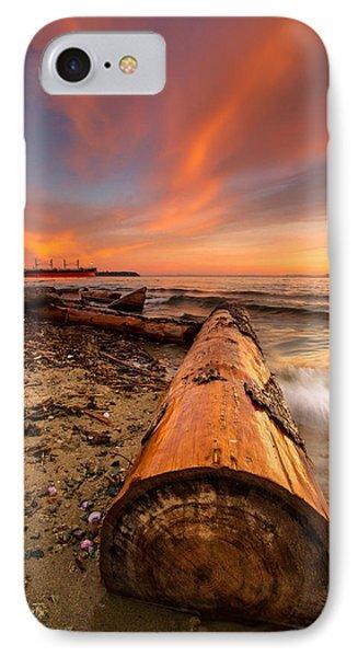 Login To Nature IPhone Case by Eti Reid