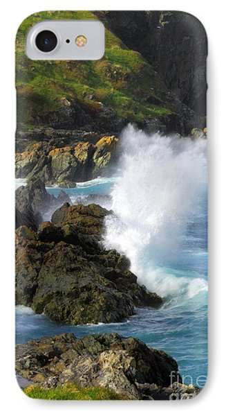 Logy Bay In Newfoundland Phone Case by Charline Xia