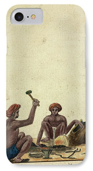 Lohar IPhone Case by British Library
