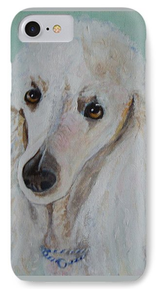 Lola Blue - Painting IPhone Case