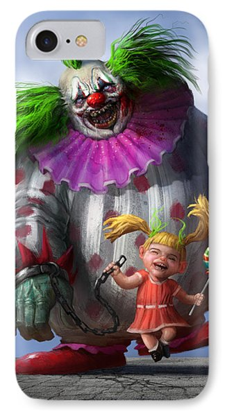 Lollipop IPhone Case by Alex Ruiz