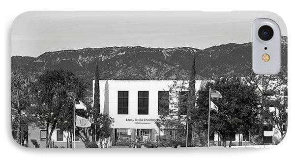 Loma Linda University Prince Hall Phone Case by University Icons