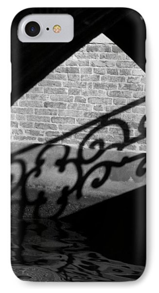 L'ombra - Venice IPhone Case by Lisa Parrish
