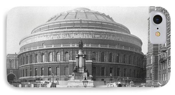 London Albert Hall, C1904 IPhone Case by Granger