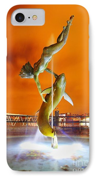 IPhone Case featuring the photograph London Art by Mariusz Czajkowski