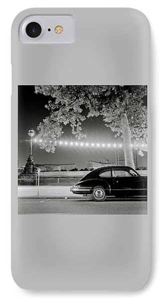 Porsche In London IPhone Case by Shaun Higson