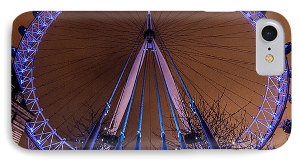 London Eye Supports IPhone Case