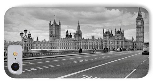 London - Houses Of Parliament  Phone Case by Melanie Viola