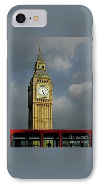 London Icons Phone Case by Ann Horn