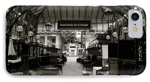 London Market IPhone Case by David Warrington
