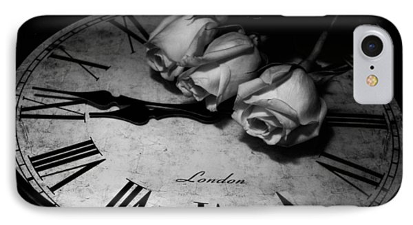 London Rose IPhone Case