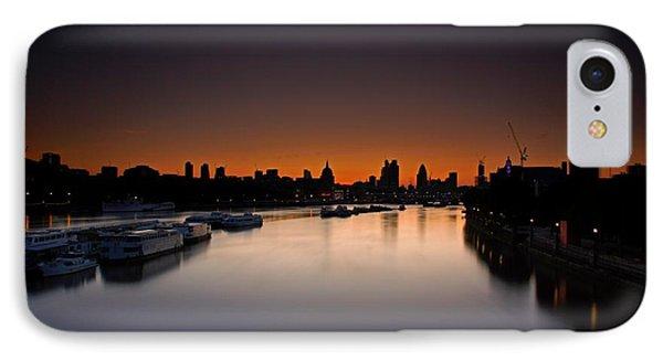 London Sunrise IPhone Case by Mariusz Czajkowski