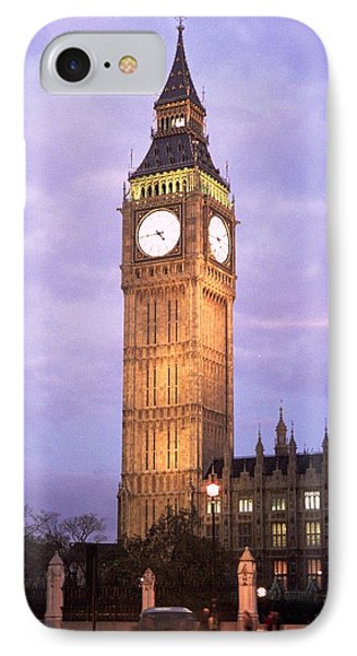 London Time IPhone Case