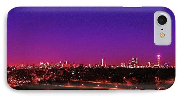London View 1 IPhone Case by Mariusz Czajkowski