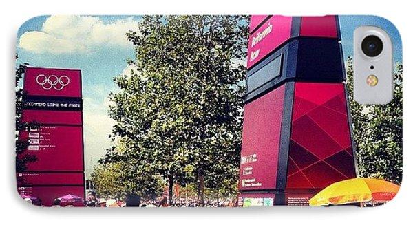 London2012 #london2012 #olympicpark IPhone Case