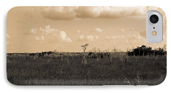 IPhone Case featuring the photograph Lone Cypress by Gary Dean Mercer Clark