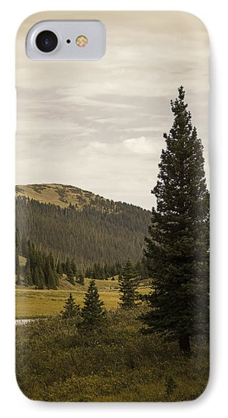 Lone Pine IPhone Case by Wayne Meyer