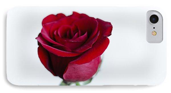 Lone Rose Phone Case by Christi Kraft