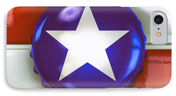 Lone Star Beer IPhone Case by Scott Norris